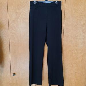 Penningtons black pants miracle panel